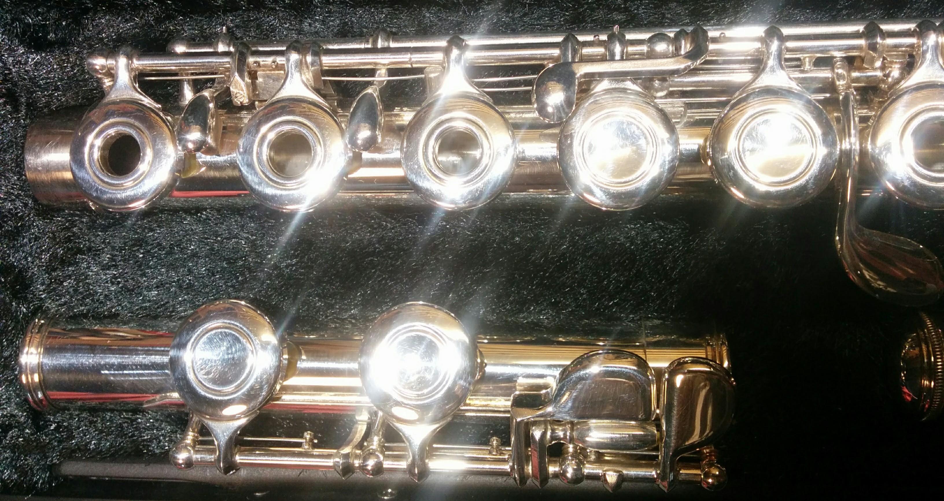 Flûte traversière Yamaha yfl-285SII