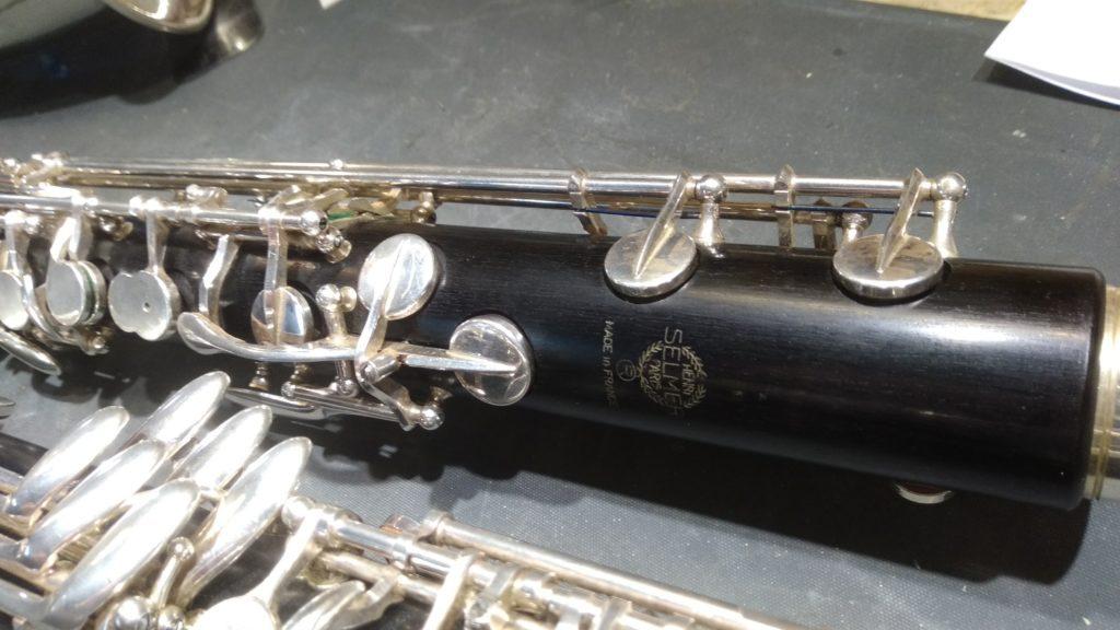 datant Selmer clarinette