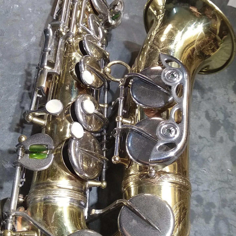 Saxophone alto Grassi: Nouvelle vie!